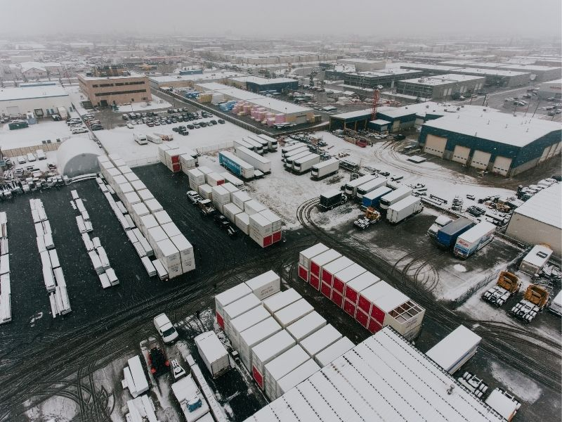 Edmonton Commercial & Office Moving | ALTA MOVING